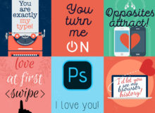 10 designer valentines free download