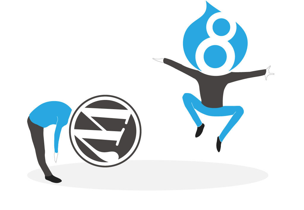 Drupal vs. WordPress Flexibility