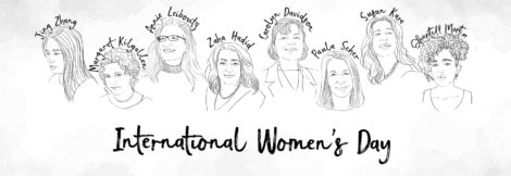 International Women's Day designers and artists
