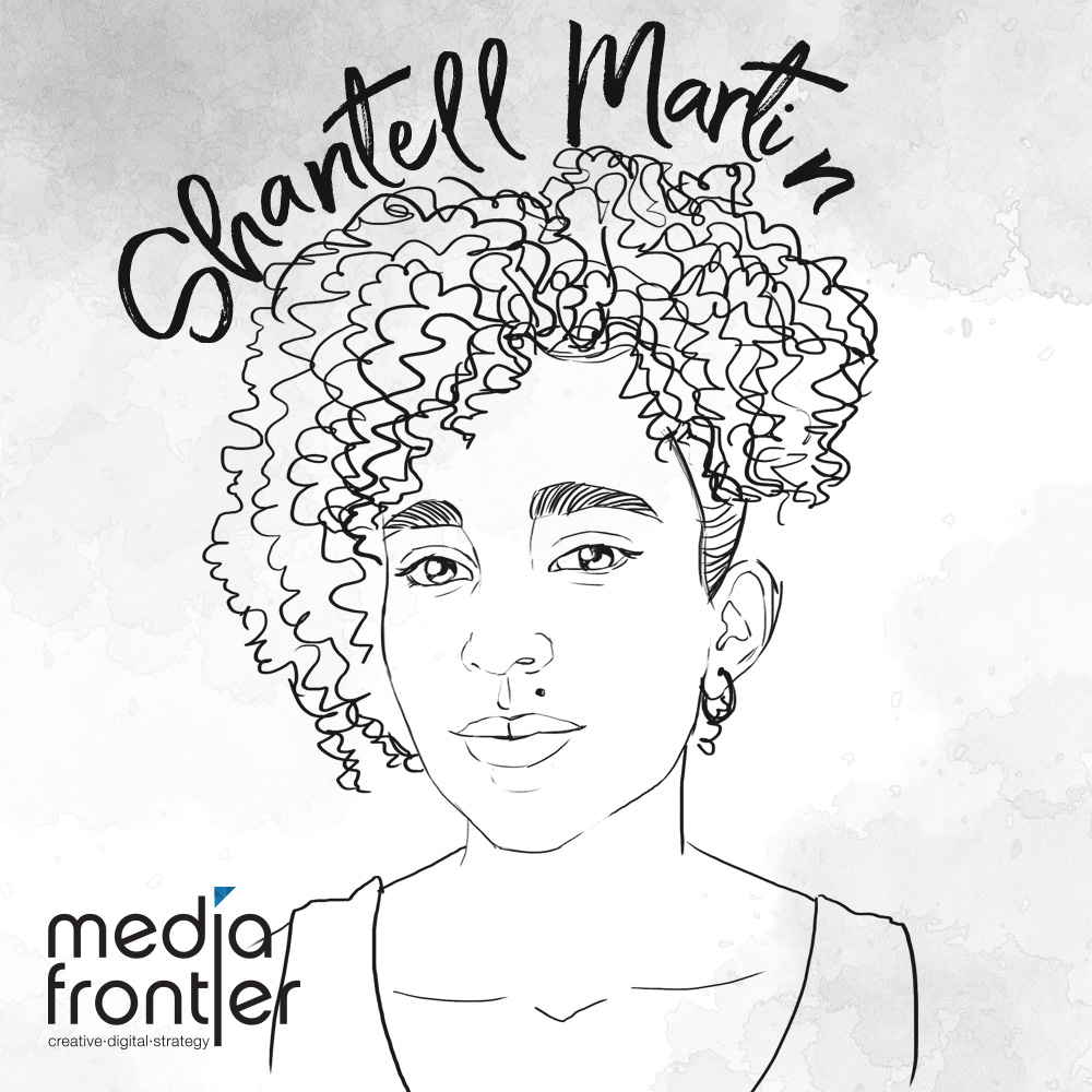 Shantell Martin illustration